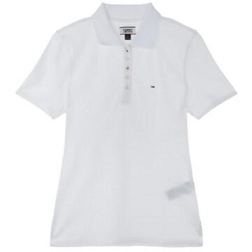 타미진 면혼방 슬림핏 베이직 티셔츠 T32A3TKT001WT1 100