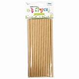 키친프리 친환경 종이빨대 내츄럴  (25개)