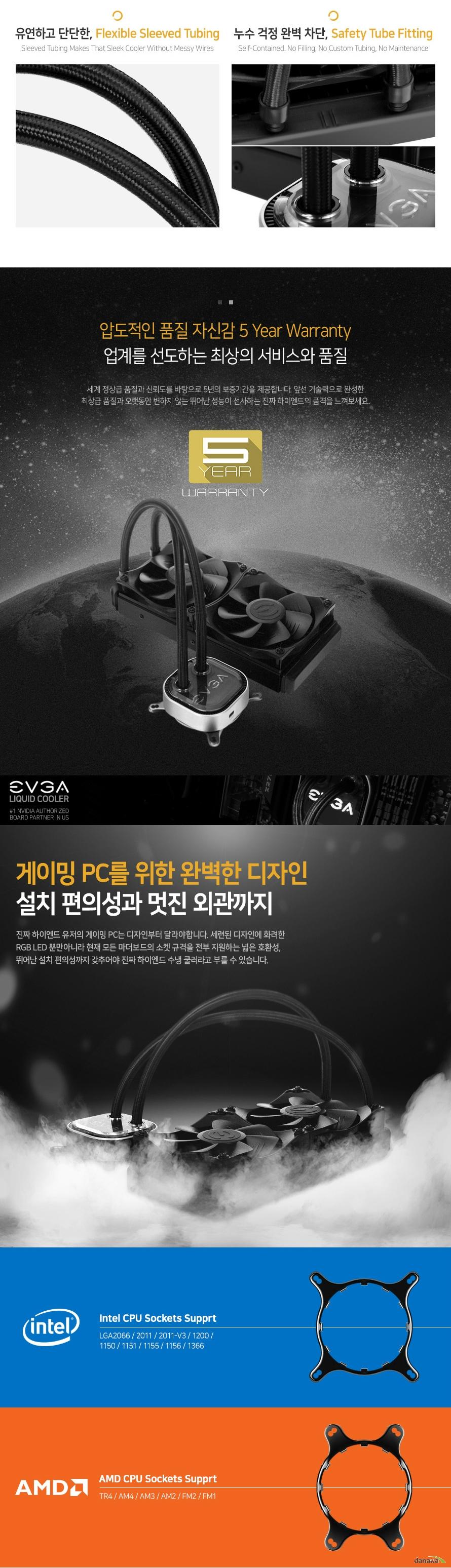 EVGA CLC 240 Liquid