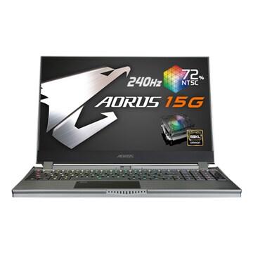 GIGABYTE AORUS 15G YB i9 W10P(SSD 512GB)