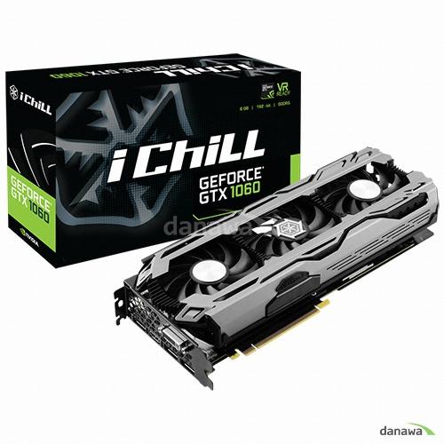 inno3D iChiLL ������ GTX1060 D5 6GB X3