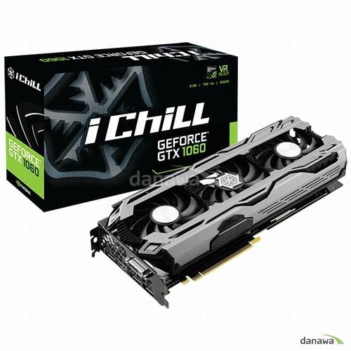 inno3D iChiLL 지포스 GTX1060 D5 6GB X3_이미지