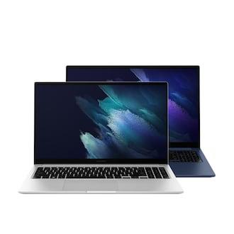 삼성전자 2021 갤럭시북 NT750XDZ-A51A (SSD 2TB + SSD 1TB)_이미지