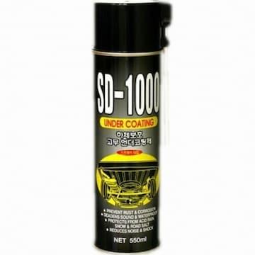 SM산업 유성 언더코팅제 SD-1000 550ml