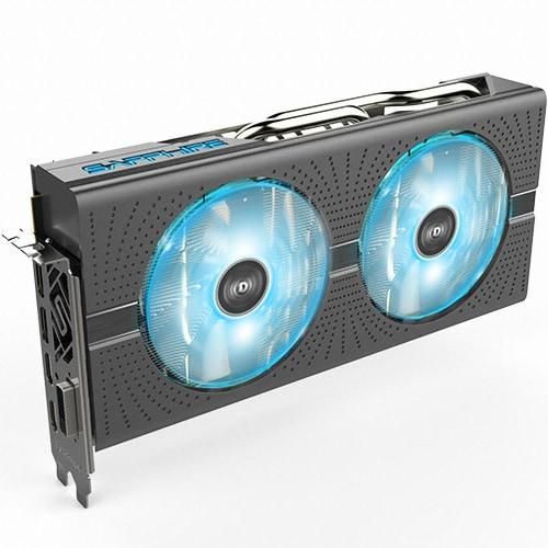 SAPPHIRE  라데온 RX 580 NITRO+ Limited Edition OC D5 8GB Dual-X_이미지