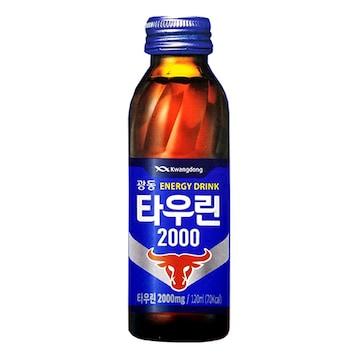 광동제약 타우린 2000 120ml(100개)