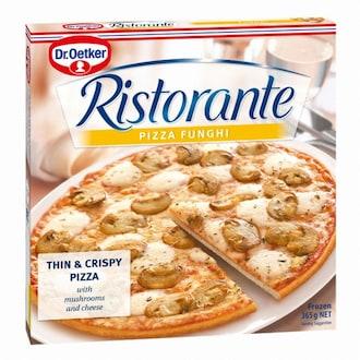 닥터오트커 리스토란테 양송이버섯 피자 365g (1개)_이미지