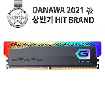GeIL DDR4-3200 CL22 ORION RGB Gray (8GB)