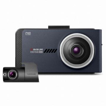 팅크웨어 아이나비 QXD1500 미니 2채널 (32GB, 무료장착)