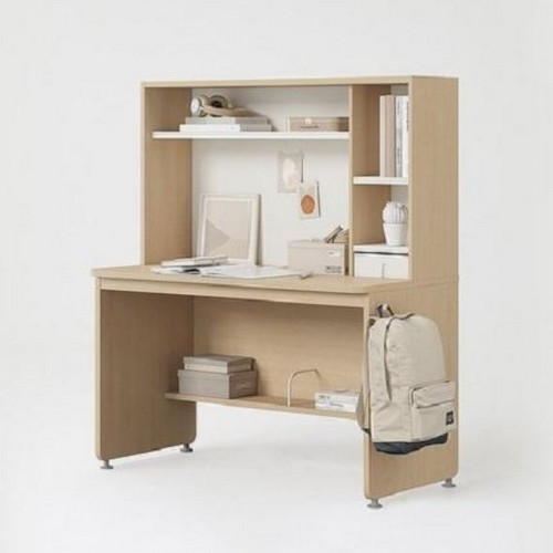 한샘 티오 그로우 일반 책상세트 4단(120x75cm)