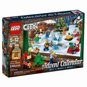 레고 시티 크리스마스 캘린더 (60155) (정품)