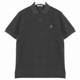 빈폴 애쉬 배색 로고 칼라 티셔츠 BC0242A014
