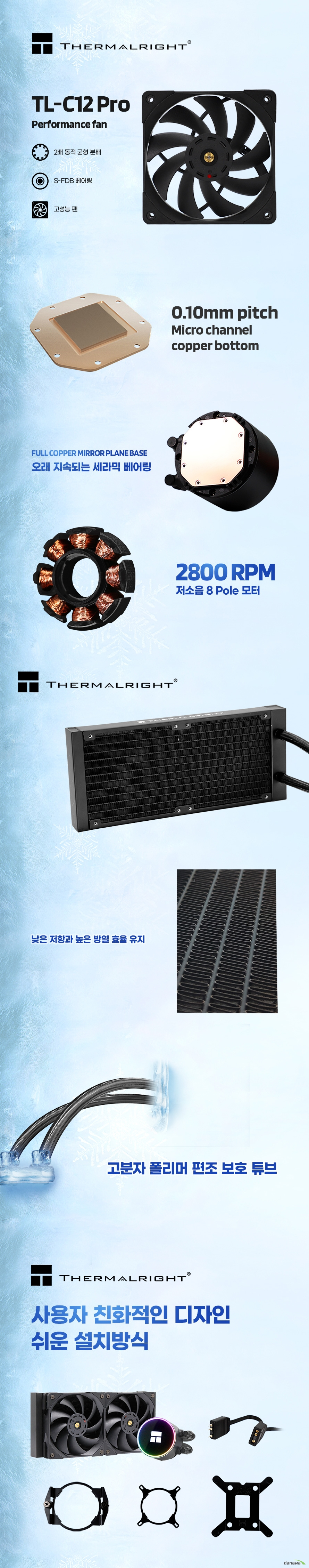 Thermalright FROZEN MAGIC EX240