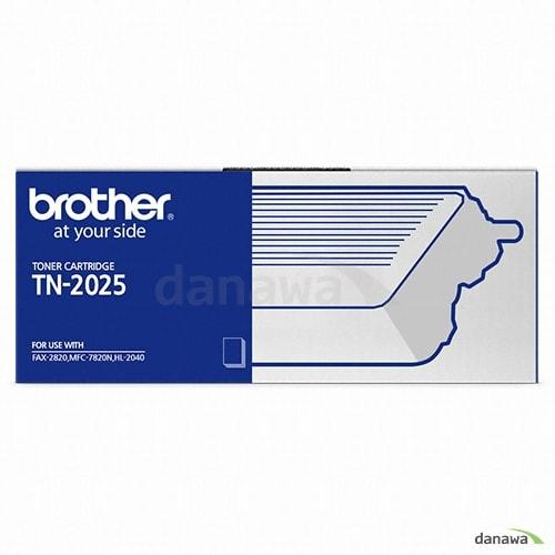 Brother  정품 TN-2025 검정 (1개)_이미지