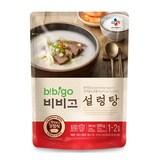 CJ제일제당 비비고 설렁탕 500g (1개)