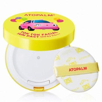 네오팜 아토팜 타요 톡톡 페이셜 선팩트 15g (1개)