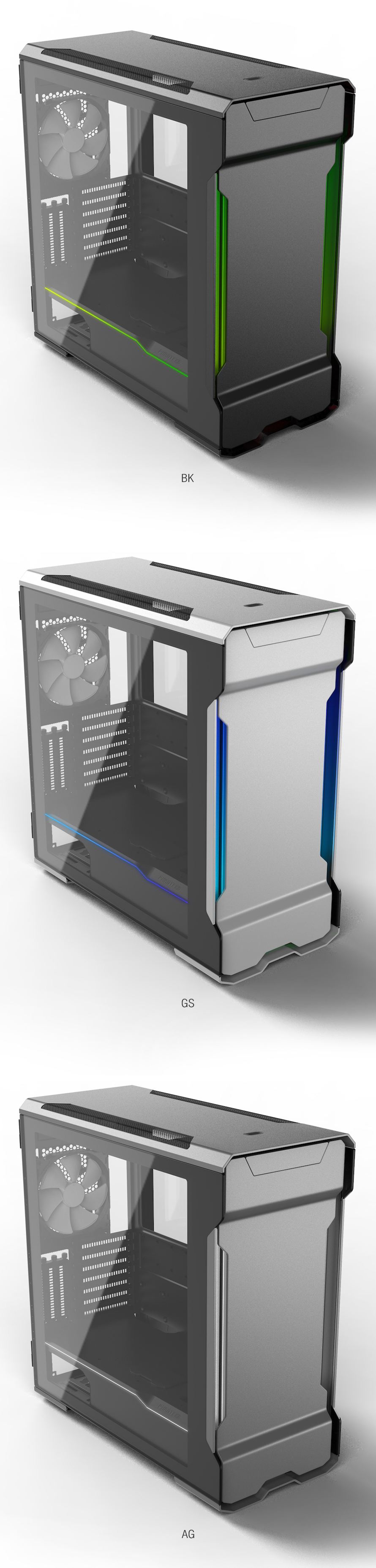 Phanteks  EVOLV X GS
