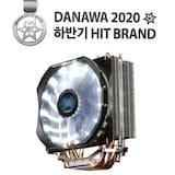 잘만  CNPS9X OPTIMA WHITE LED