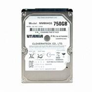 크로바하이텍 750GB UTANIA (SATA2/5400/8M/노트북용)