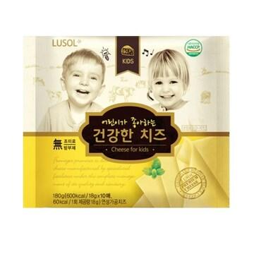 루솔  어린이가 좋아하는 건강한 치즈 180g (1개)