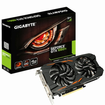 GIGABYTE 지포스 GTX1050 Ti UDV D5 4GB 윈드포스
