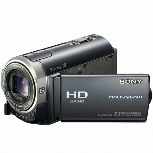 SONY HandyCam HDR-CX300 (기본 패키지)_이미지