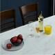아씨방 미켈 대리석 식탁세트 1200 (의자4개)_이미지
