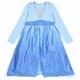 이랜드 로엠걸즈 겨울왕국2 코스튬 드레스 (RGOM19T1D) (엘사)_이미지