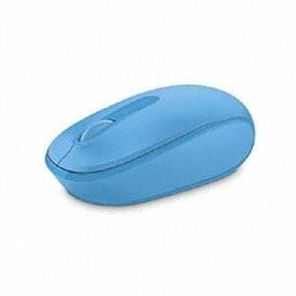 Microsoft 무선 모바일 마우스 1850 (싸이언 블루, 정품)_이미지