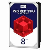 Western Digital WD RED Pro 7200/128M (WD8001FFWX, 8TB)