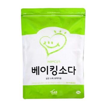 소다스쿨 베이킹소다 3kg(1개)