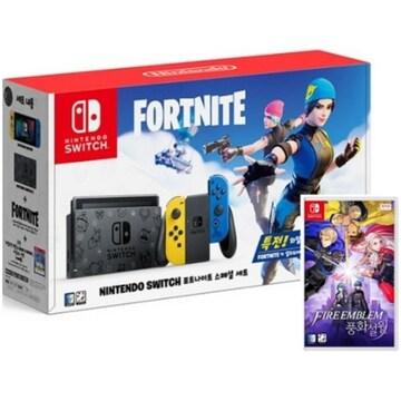 Nintendo 닌텐도 스위치 포트나이트 스페셜 세트 1인용 게임타이틀 패키지