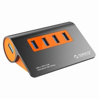 ORICO M3H4-G2 (4포트/USB 3.1)_이미지