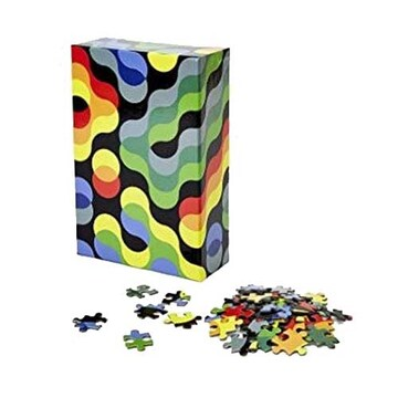 AREAWARE Pattern Puzzle Pattern 500 Pieces Dusen_이미지