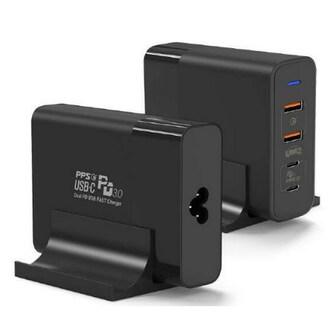 아임커머스 UM2 USB-PD PPS/QC3.0 150W 4포트 충전기 QCPD150W_이미지
