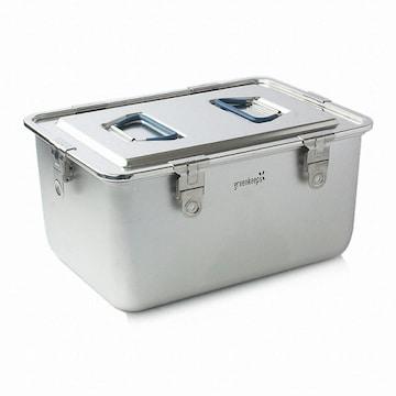 그린킵스  냉장고용 올스텐 밀폐용기 김치통 11.5L