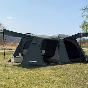 마운티아 포레스트 돔 텐트