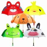 소리와 불빛까지! 아이를 위한 안전우산