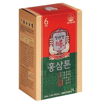 한국인삼공사 정관장 홍삼톤 마일드 50ml 60포(1개)