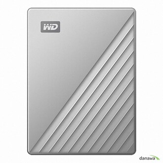 Western Digital WD My Passport Ultra for Mac (4TB)_이미지