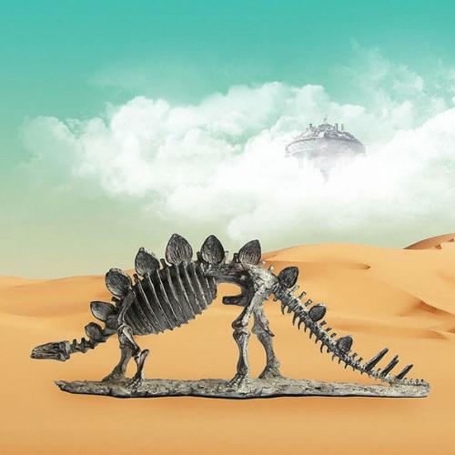 트리 아트피플 공룡 뼈 조각상 (스테고사우루스) A79_이미지