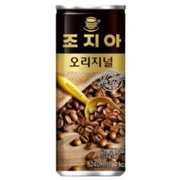 코카콜라음료 조지아 오리지널 240ml