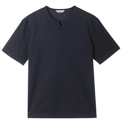마인드브릿지 남성 CP스판넥변형 세미오버 티셔츠 MTTS3121_이미지