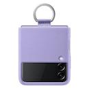 갤럭시Z 플립3 실리콘 커버 with 링 EF-PF711