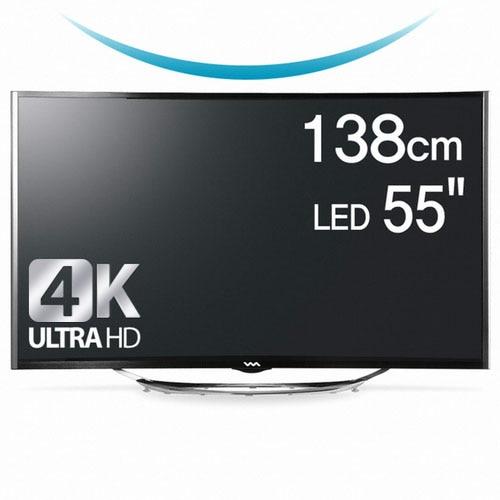 와사비망고  ZEN UN550 UHDTV 커브드 Thin (스탠드)_이미지