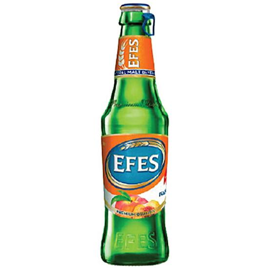 에페스 복숭아 무알콜맥주 330ml(24개)