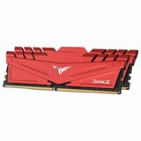 TeamGroup T-Force DDR4 32G PC4-28800 CL18 DARK Z RED (16Gx2)