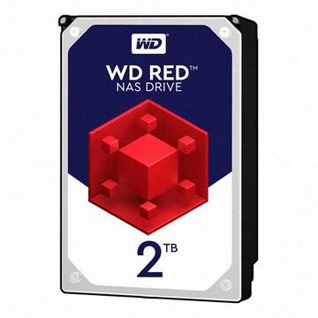 Western Digital WD RED 5400/64M (WD20EFRX, 2TB)_이미지