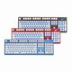 CJ ENM OGN-K550GC GENESIS I 엔투스 CJ광축 게이밍 (코발트 블루)_이미지