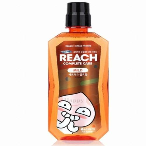 리치(REACH) 카카오 컴플리트케어 시트러스민트 가글 320ml (3개)_이미지